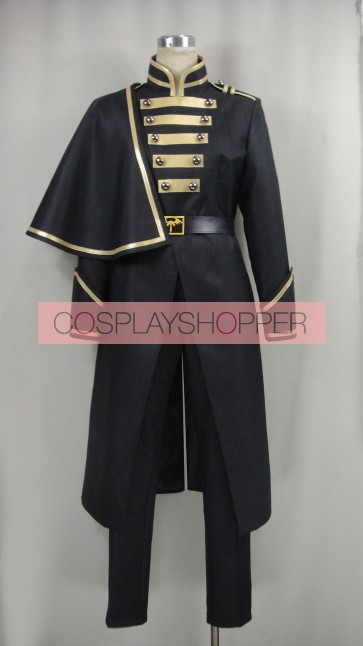 Kamen Rider Ghost Necrom Cosplay Costume