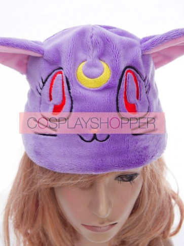 Sailor Moon Luna Cat Cosplay Hat