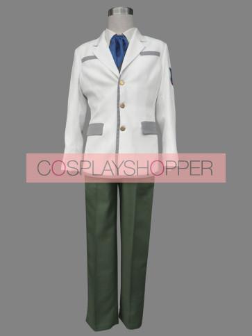 Kiniro no Corda La Corda d'Oro Keiichi Shimizu Cosplay Costume