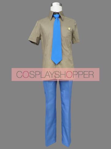 Kiniro no Corda La Corda d'Oro Daichi Sasaki Cosplay Costume