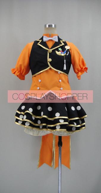 Love Live! SR Card Honoka Kosaka Cute Cosplay Costume