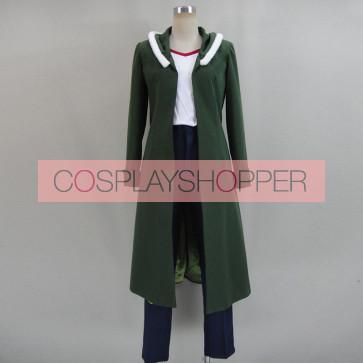 Akame ga Kill! Night Raid Lubbock Cosplay Costume