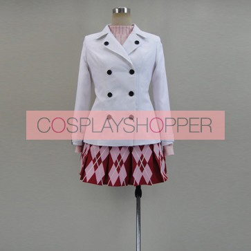 Sword Art Online GGO Asuna Yuuki Cosplay Costume