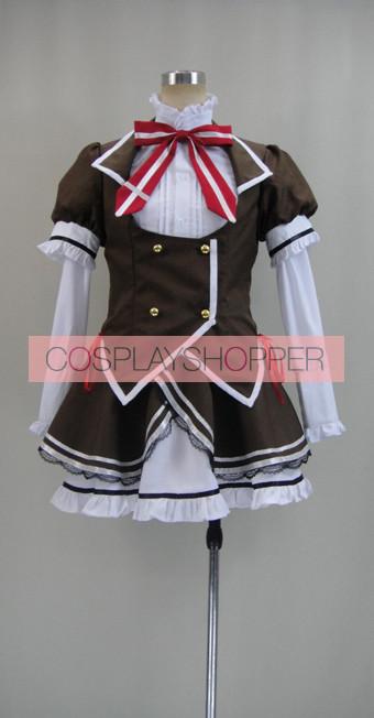 Majo Koi Nikki Rei Tokeizaka Kanon Tokeizaka Uniform Cosplay Costume