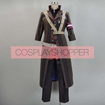 The Legend of Heroes: Sen no Kiseki Crow Armbrust Revised Edition Cosplay Costume