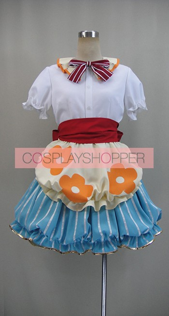 Love Live! SR Card Honoka Kosaka Fairy Tale Cosplay Costume
