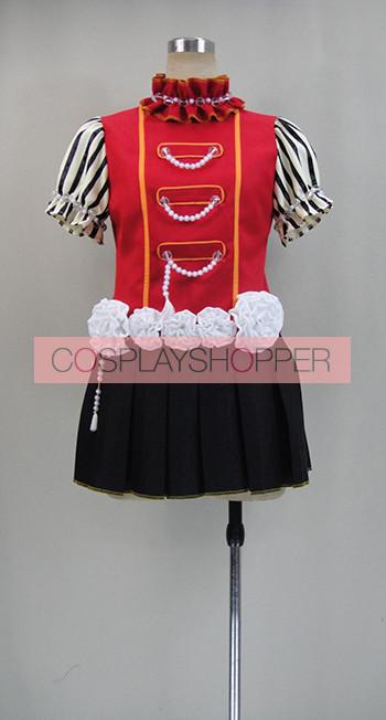 Love Live! SR Card Maki Nishikino Fairy Tale Cosplay Costume