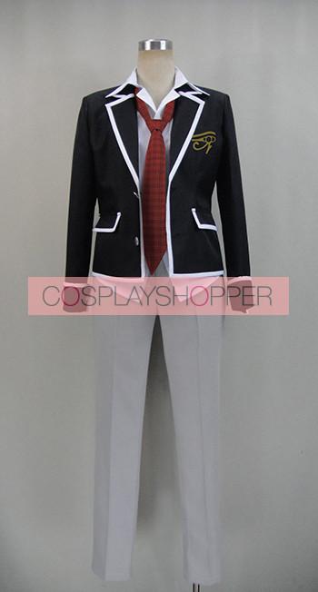 Trinity Seven Arata Kasuga Uniform Cosplay Costume