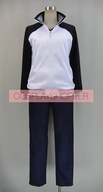 Fate Stay Night Shiro Emiya Daily Suit Cosplay Costume