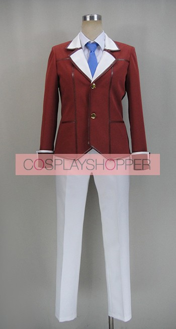 When Supernatural Battles Became Commonplace Jurai Ando Cosplay Costume