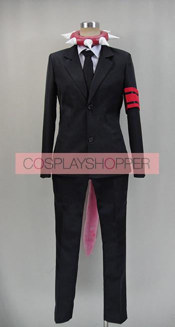 Gugure! Kokkuri-san Kokkuri-san Cosplay Costume