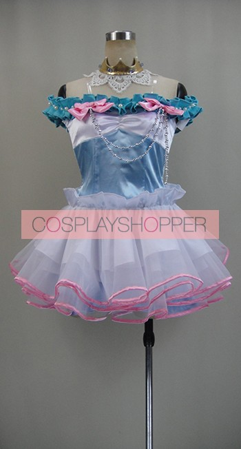 Love Live! SR Card Eri Ayase Fairy Tale Cosplay Costume