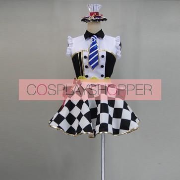 Love Live! UR Maid Umi Sonoda Cosplay Costume