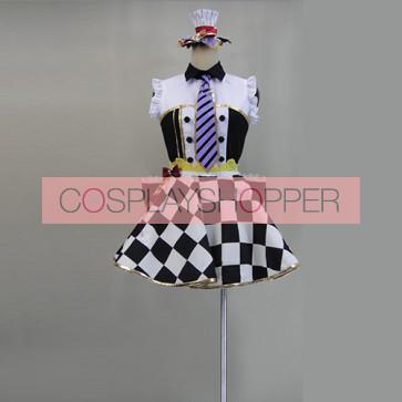 Love Live! UR Maid Rin Hoshizora Cosplay Costume