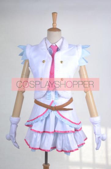 LoveLive! School idol project Snow Halation U's Kousaka Honoka Cosplay Costume