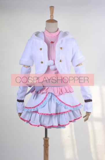 LoveLive! School idol project Snow Halation U's Tojo Nozoimi Cosplay Costume