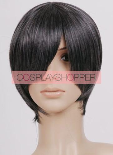 32cm Black Butler Kuroshitsuji Ash Ciel Phantomhive Cosplay Wig