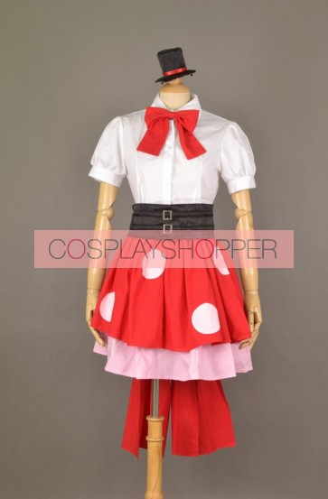 Love, Chunibyo & Other Delusions Dekomori Sanae Cosplay Costume