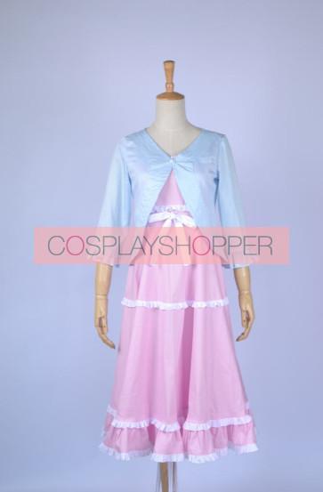 Karneval Tsukumo Cosplay Costume
