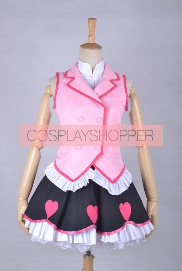 LoveLive! School idol project Kousaka Honoka Cosplay Costume
