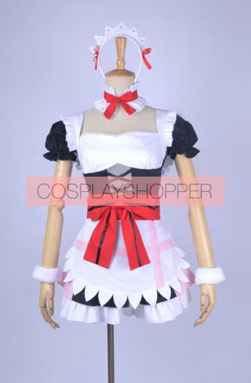 LoveLive! School idol project Yazawa Nico Maid Costume