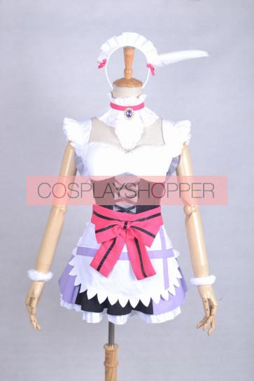 LoveLive! School idol project Tojo Nozoimi Maid Costume