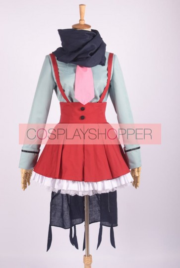 Love, Chunibyo & Other Delusions Satone Shichimiya Cosplay Costume
