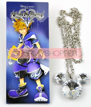 Kingdom Hearts Necklace A