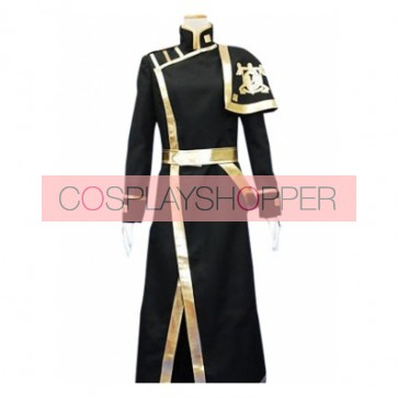 07-Ghost The Barsburg Empire Uniform Cosplay Costume