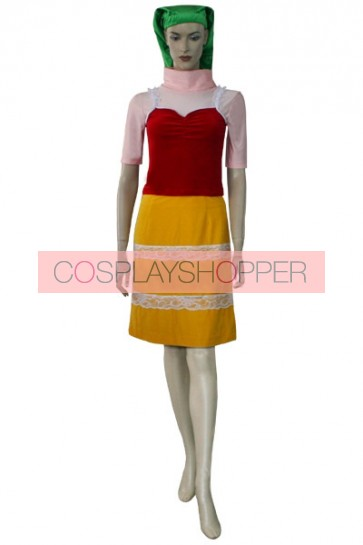 Elfen Lied Nyu Cosplay Costume