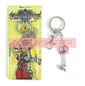 Kingdom Hearts Keychain B
