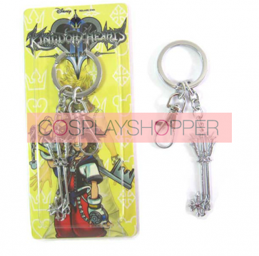 Kingdom Hearts Keychain C
