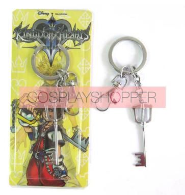 Kingdom Hearts Keychain D