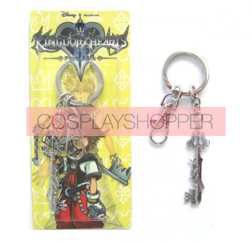 Kingdom Hearts Keychain E