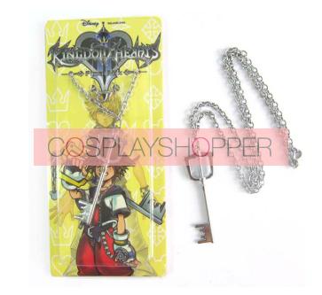 Kingdom Hearts Necklace F