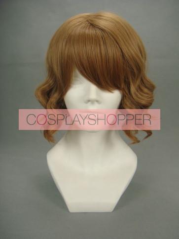 Blonde 32cm HanaSaku Iroha Matsumae Ohana Cosplay Wig