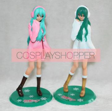 2-Piece Vocaloid Mini PVC Action Figure Set