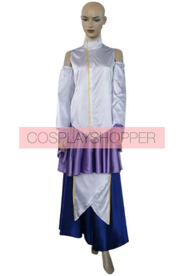 Gundam Seed Princess Lacus Clyne Cosplay