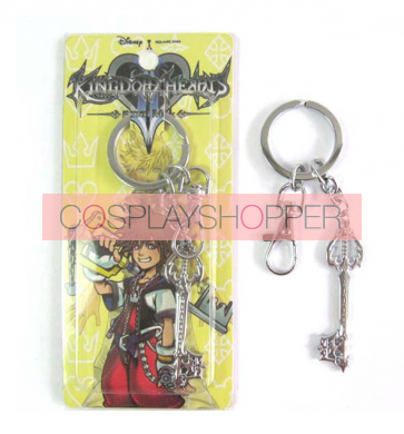 Kingdom Hearts Keychain H