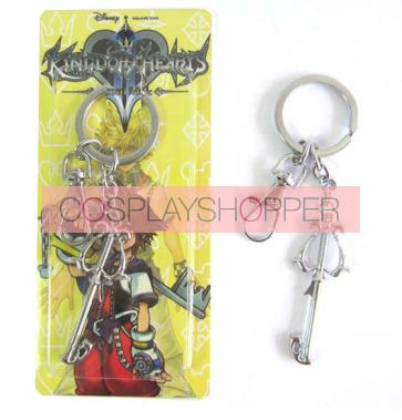 Kingdom Hearts Keychain I