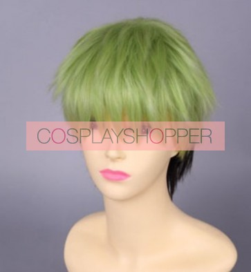 32cm Nura: Rise of the Yokai Clan Zen Cosplay Wig
