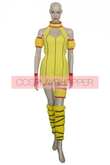 Tokyo Mew Mew Pudding Fong Cosplay Costume