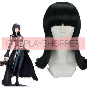 40cm One Piece Nico Robin Cosplay Wig