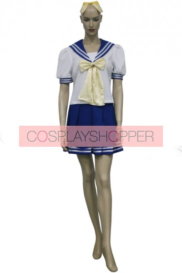 Lucky Star Konata Izumi Girl Uniform Cosplay