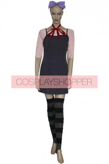 Elfen Lied Lucy Cosplay Costume