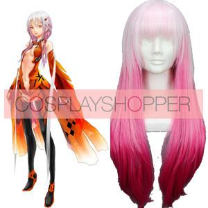 65cm Guilty Crown Inori Yuzuriha Cosplay Wig