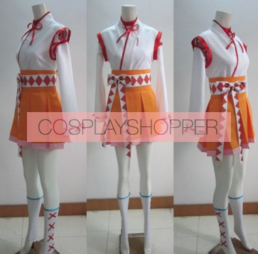 Hatsune Miku: Project DIVA Kimono Cosplay Costume
