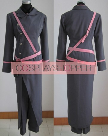 Vocaloid 2 Love is War Megurine Luka Cosplay Costume