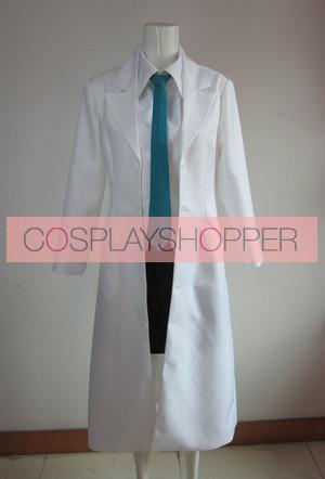 Vocaloid Hatsune Miku White Cosplay Costume