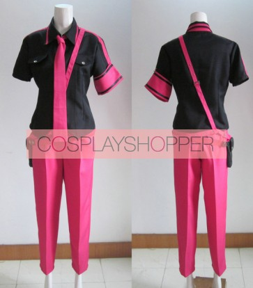 Vocaloid 2 Love is War Meiko Cosplay Costume